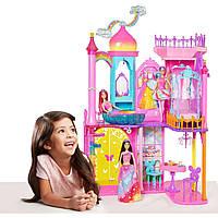 Большой двухэтажный дом для куклы Барби Дримтопия