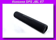 Колонка SPS JBL E7,Bluetooth Колонка,переносная колонка,беспроводные колонки!Опт