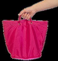 Сумка для покупок/Shopper bag ORGANIZE C008 розовый