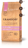 Grandorf Puppy 1kg  / Грандорф паппи / ягненок с рисом для щенков     29/18