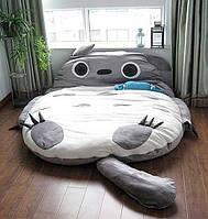 Детская мягкая кровать игрушка ТОТОРО