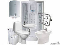 Водопровод, монтаж систем отопления, канализации. Установка бойлеров и др сантехники.