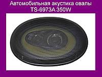 Автомобильная акустика овалы TS-6973A 350W!Акция