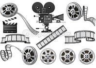Рентген пленки фото и видео черно белое от 100 кг, фото 1