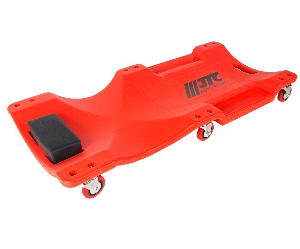 Лежак автослесаря улучшеный JTC 5811 - Lux-AutoTools в Запорожье