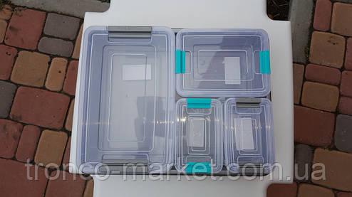 Набор для хранения мелочей Smart мини пластиковый, фото 2