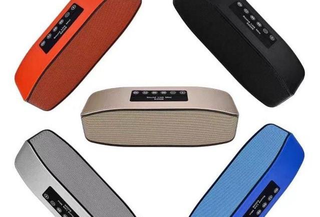 Портативная bluetooth MP3 колонка S2026