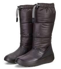 Сапоги для детей зимние ECCO UKIUK KIDS GORE-TEX черные размеры 32 ... 23901bf62ae1f