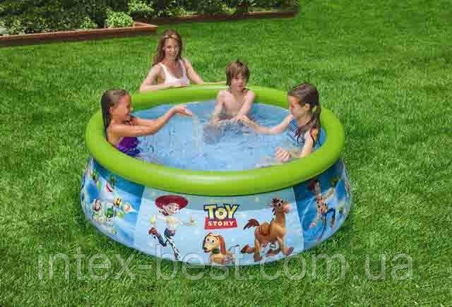 Детский надувной бассейн Intex 54400 Toy Story, фото 2