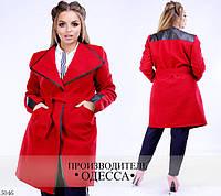 Пальто без подклада кашемир 50-54