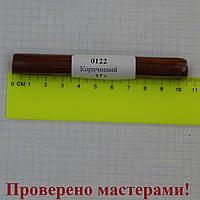 Полимерная глина Пластишка, цвет коричневый 17 г.