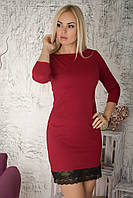 Платье Гала креп-дайвинг, фото 1