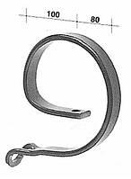 """Подпружник к """"S""""-образной стойке, производство-Италия: 32х10"""