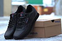 Кроссовки Reebok Classic black. Хит сезона. Распродажа.