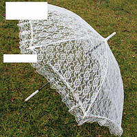 Зонт кружевной