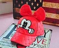 Демисезонная кепка Minnie Mouse для девочки. 52-54 см, фото 1