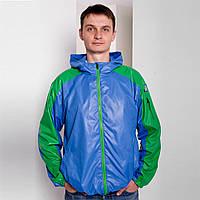 Куртка – ветровка с капюшоном