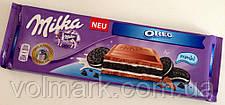 Milka Oreo 300г Шоколад
