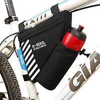 Велосумка підрамна для бутилки B-SOUL