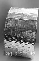 Алюминиеый скотч армированный DEC ALU075R, фото 1
