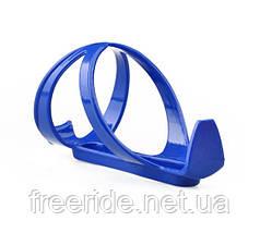 Флягодержатель пластиковый легкий (синий), фото 2