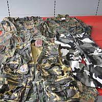 Камуфляж, робочая одежда. Код: MASK
