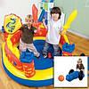 Детский надувной игровой центр Intex 48666