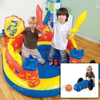 Детский надувной игровой центр Intex 48666, фото 2