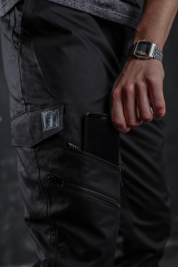 Чоловічі Штани ТУР Ink Black  продажа d7902adf77e23