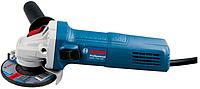 Шлифмашина угловая (болгарка) Bosch GWS 750-125 (750 Вт, диаметр 125 мм)