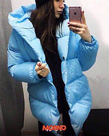 "Женская зимняя куртка ""Уголок"""