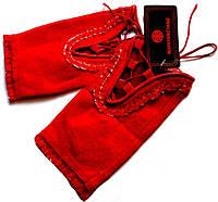 Митенки со шнуровкой размер 6,5, 8, 8,5