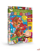 Набор для творчества Блестящая мозаика, Danko Toys, BM-02-02