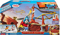 Трек с паровозиком Томасом, Fisher-Price Thomas & Friends Shipwreck Rails Set