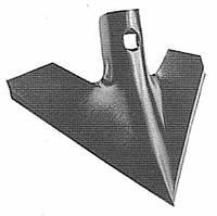 Лапа культиваторная, производство-Италия: 250х4