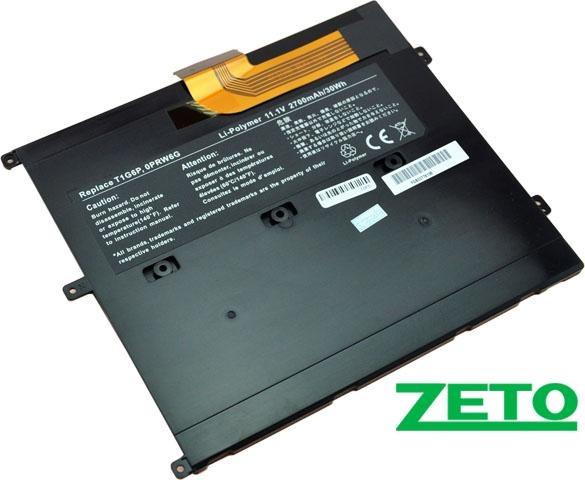 Батарея (аккумулятор) Dell T1G6P (11.1V 2700mAh)