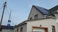 Еще одна солнечная электростанция введена в эксплуатацию в Киевской области.