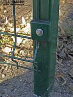 Столбы под забор, сечение 60х40х1,5 длина 3,0 метра