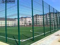 Столб заборный, сечение 60х40х1,5 длина 5,0 метров