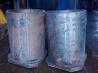 Втулка стальная натяжной оси (чулок) 1080.33.18( запчасти к экскаватору ЭКГ-5, ЭКГ-4,6 ЭКГ-5А)