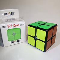 Кубик Рубика 2х2 MoFangGe cavs (черный кубик-рубика)