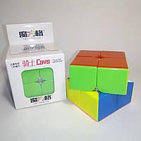 Кубик Рубика 2х2 MoFangGe cavs (цветной кубик-рубика)
