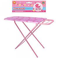 Детская игрушечная Гладильная доска M 0357