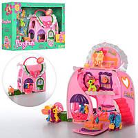 Игровой набор Домик-сумочка для Пони 2386 LP Pony Park
