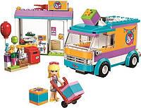 Конструктор Bela Friends 10608 Служба доставки подарков 188 дет. (аналог LEGO Friends 41310)