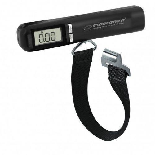 Кантерные электронные весы багажные Esperanza Hitchhiker ETS001