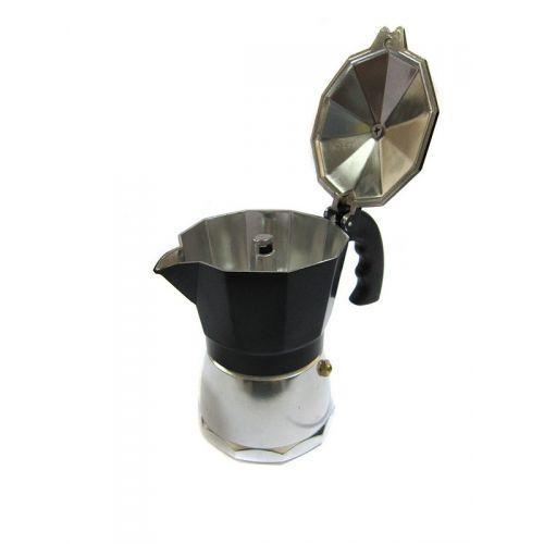 Гейзерна кавоварка 3 чашки R16590 Black