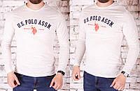 Кофта мужская U.S. Polo Assn. Турция Отличное качество