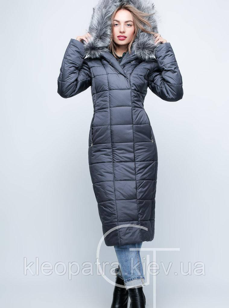 Зимнее пальто женское Prunel 437 Снежана