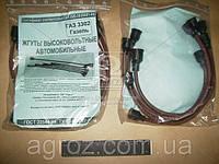 Провод зажигания ГАЗ 3302 коричн. 5шт. (пр-во Украина) 3302-3707245